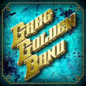Image of Greg Golden Band Logo