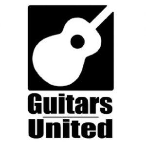 Image of Guitars United Logo