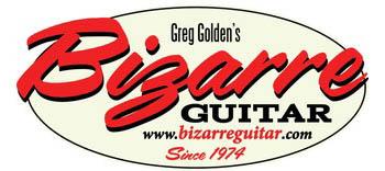 Image of Bizarre Guitar Logo